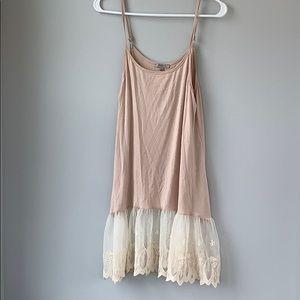 Underdress Piece To Make it Longer /Cuter
